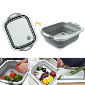 3 in 1 Multipurpose Cutting Board