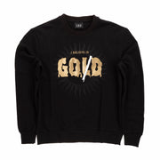 GOD / GOLD SWEATSHIRT