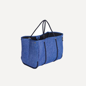 TOTE DENIM BLUE