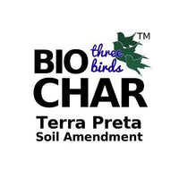 Three Birds™ BioChar Soil Amendment