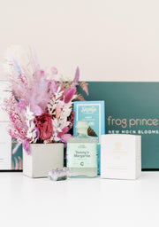 Lavender Fields Luxury Hamper - New Moon Blooms