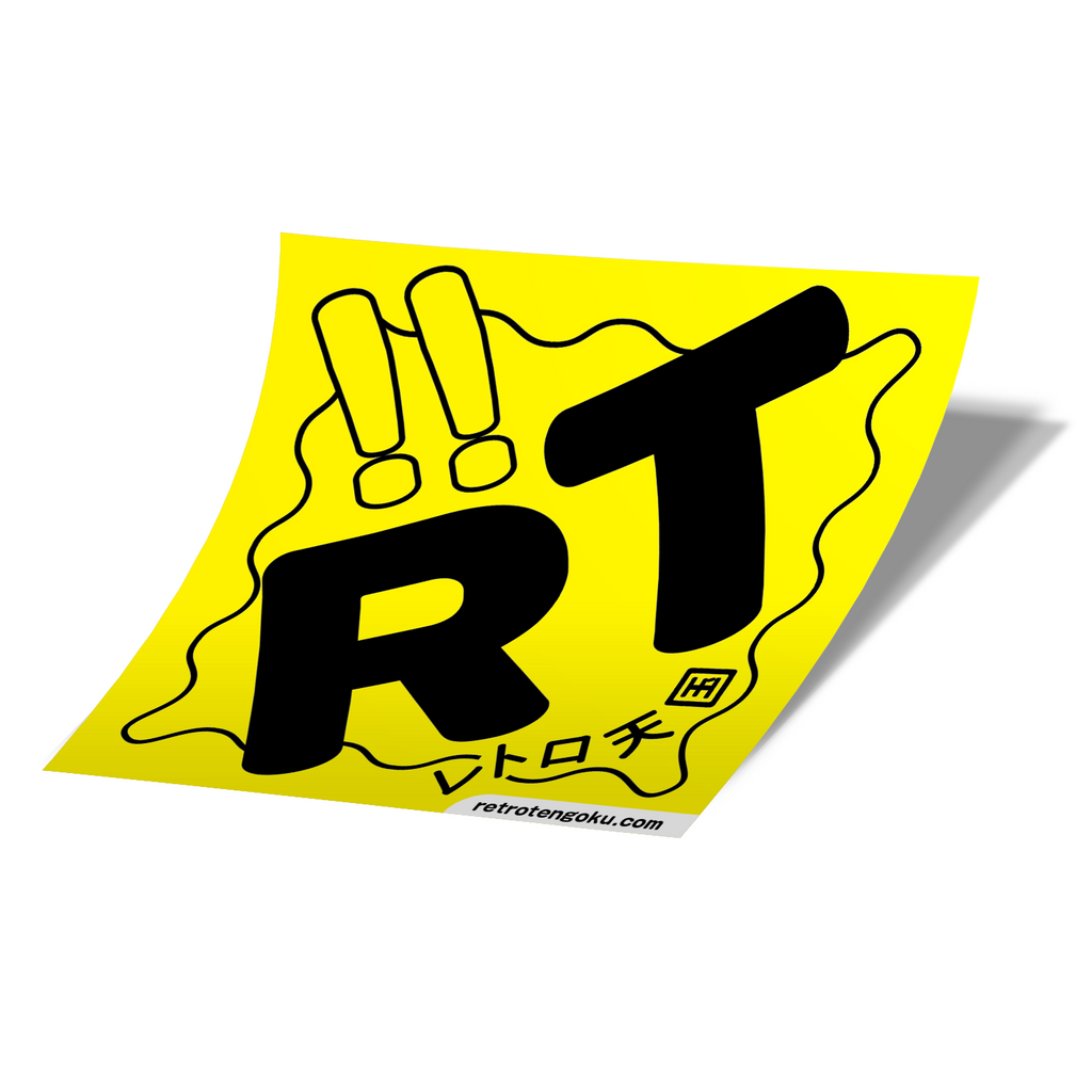 RT Yellow Square