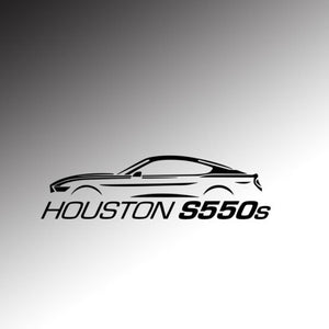 Houston S550 Decal