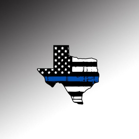 Thin Blue Line Texas (large)