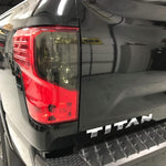 Nissan Titan 2017 Tail Light Insert
