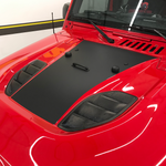 Jeep JK (Rubicon Anniversary) Partial Hood Insert 13-18