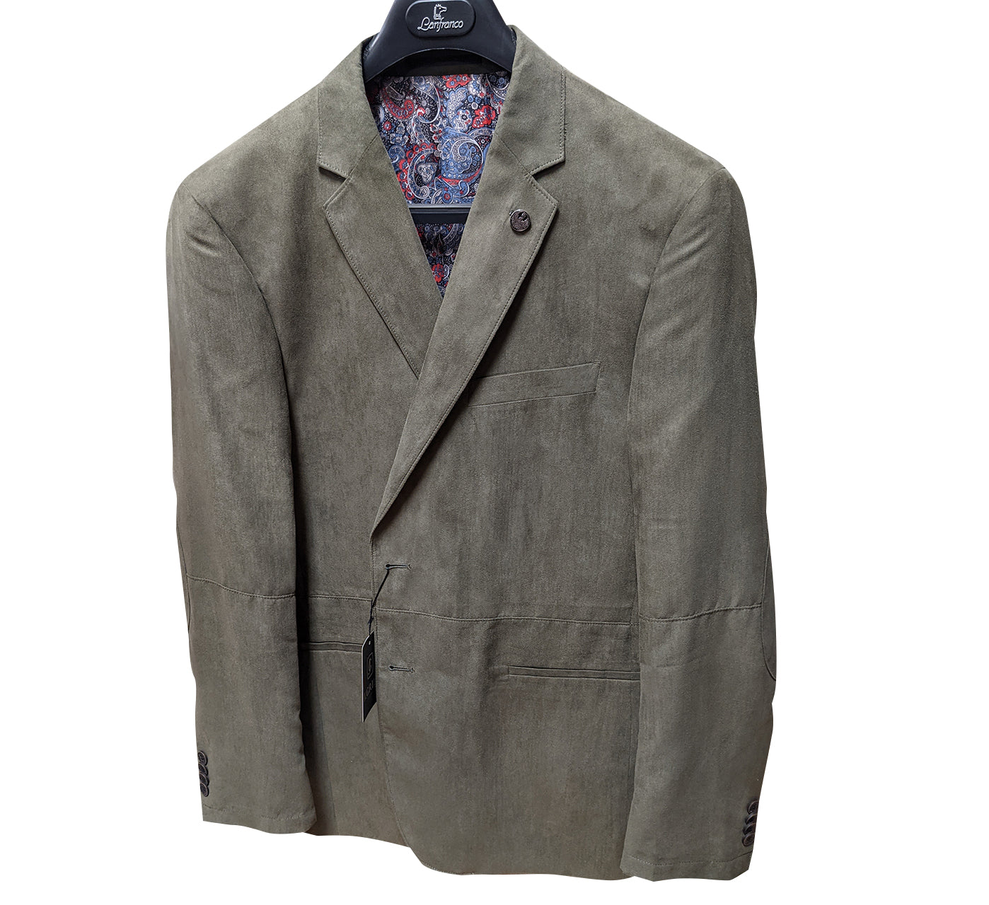 Suede Touch Sport Jacket