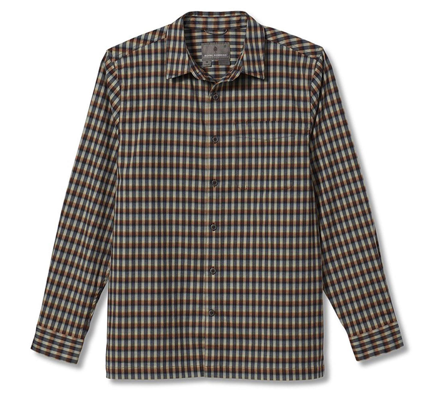 Royal Robins Thermotech Drake Plaid