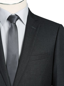 Slim Fit 2 piece Suit - Charcoal