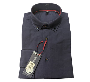 Blue Soul Oxford Shirt