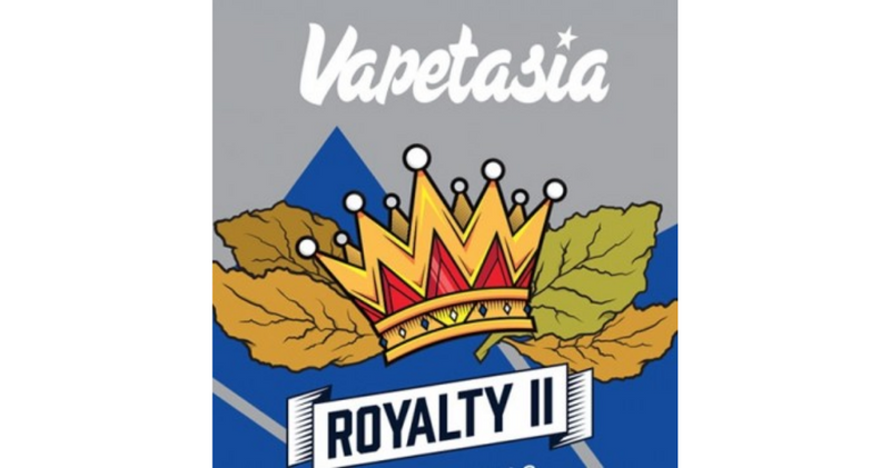 Royality II - VAPETASIA SCOMPOSTO 20ML