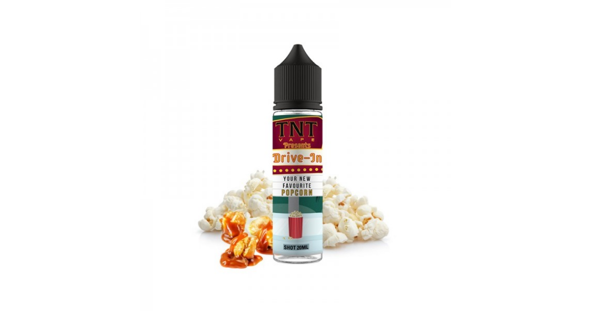 Drive-In - TNT VAPE SCOMPOSTO 20ML