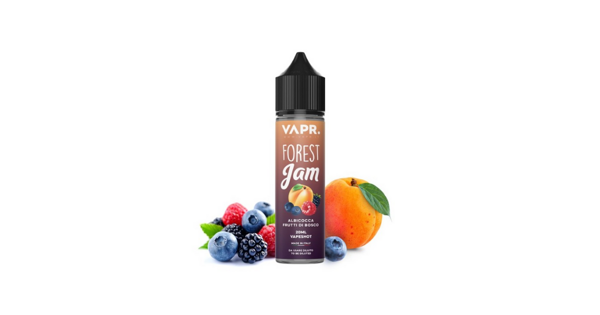 Forest Jam - VAPR. SCOMPOSTO 20ML