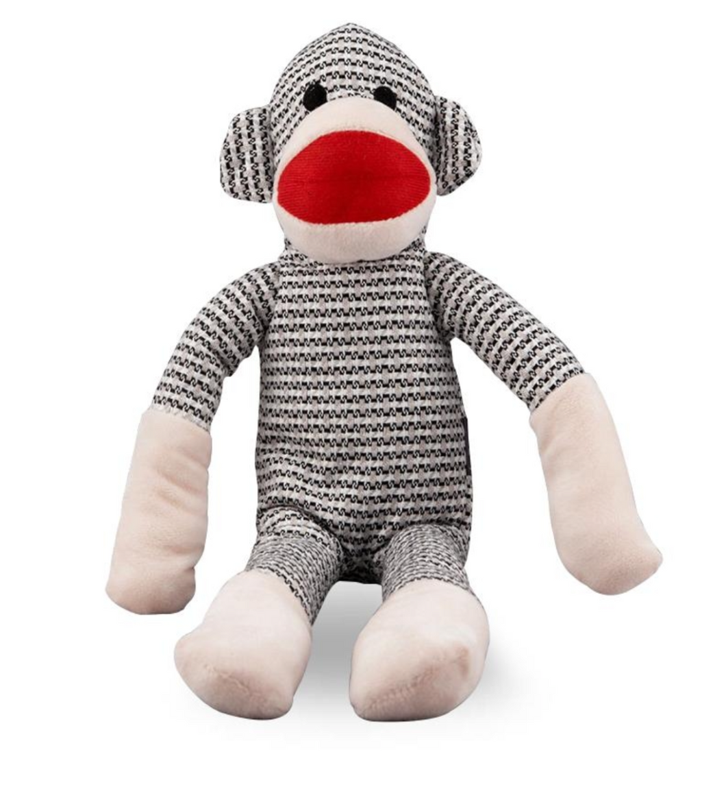 Moe Monkey Dog Toy