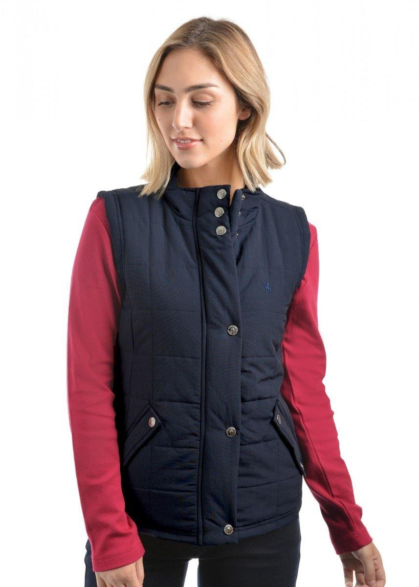 Thomas Cook Hawkesbury Vest available at My Harley and Rose