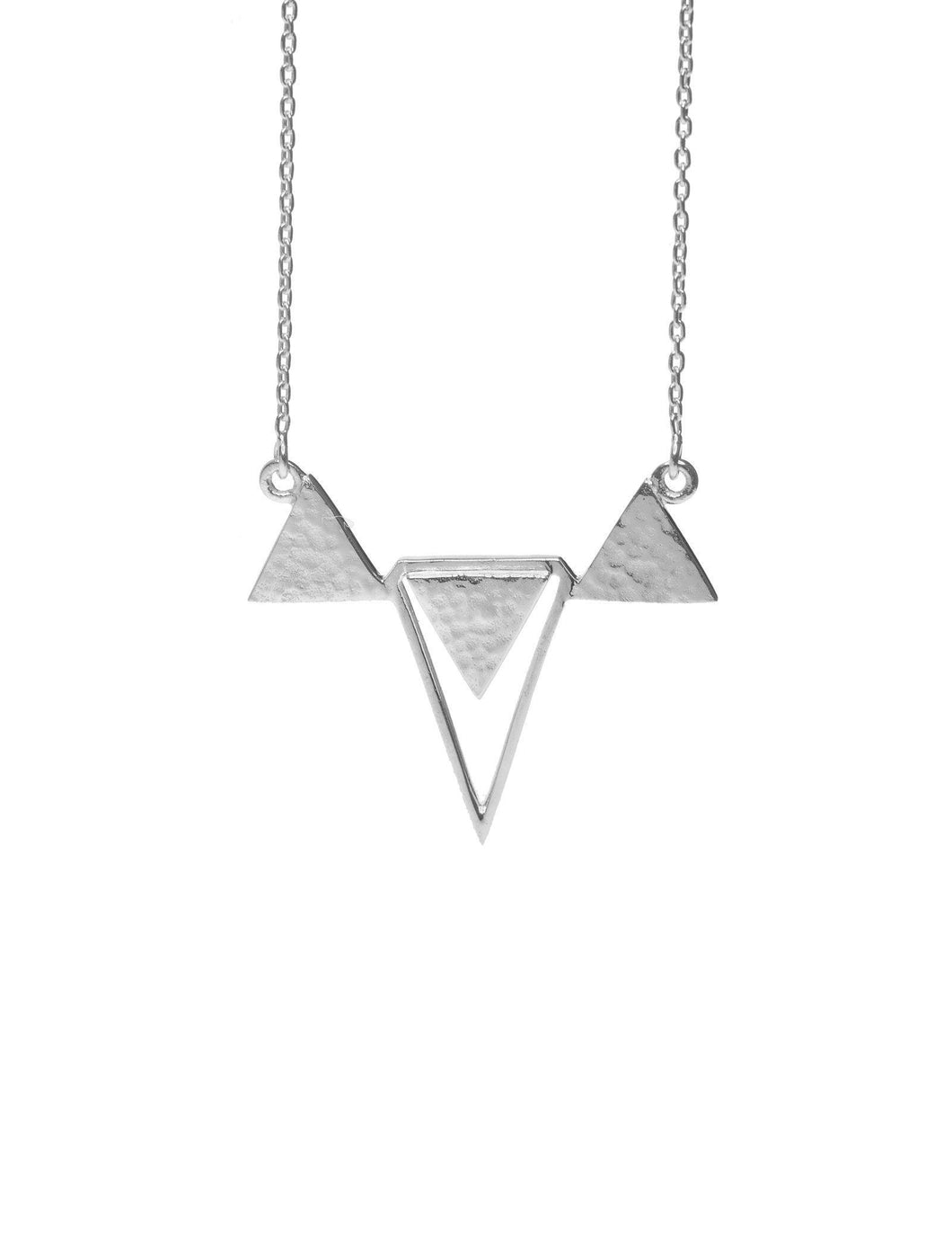 Whisper Silver Necklace by Pastiche available at My Harley and Rose