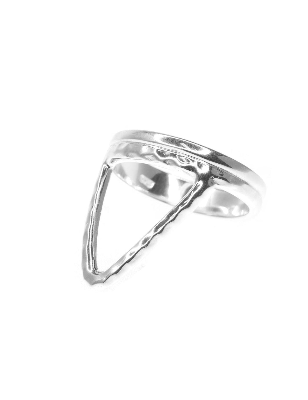 Forbidden Silver Ring by Pastiche available at My Harley and Rose