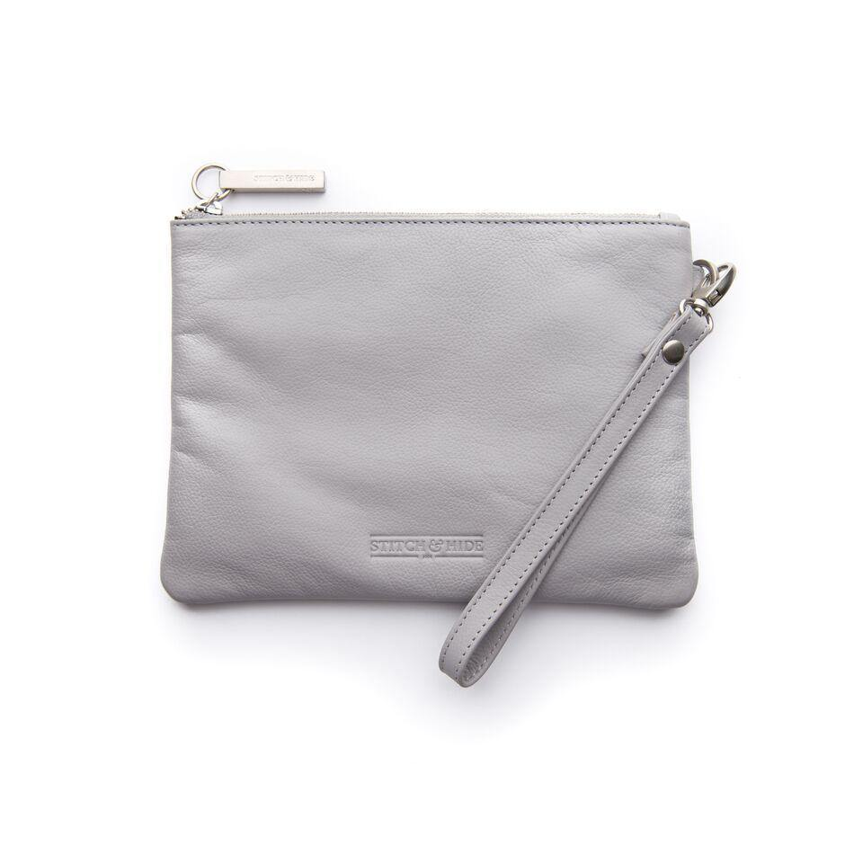 Cassie Clutch by Stitch & Hide available from My Harley and Rose