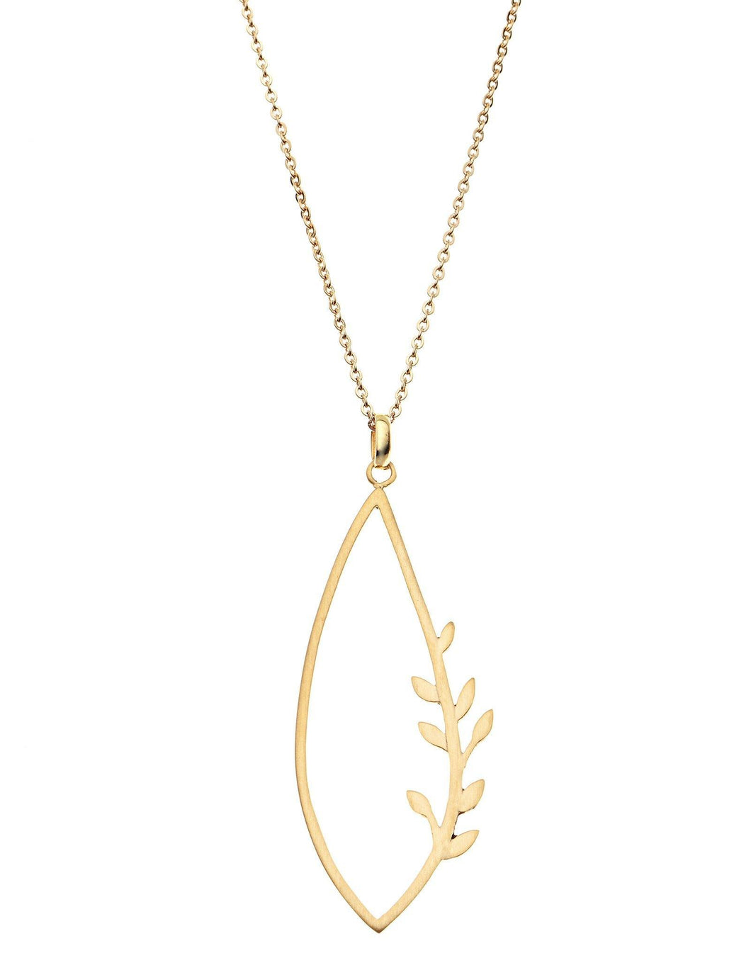 Enchanted Gold Necklace by Pastiche available at My Harley and Rose