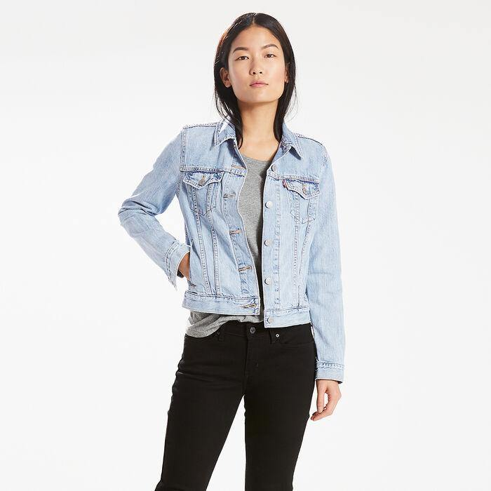 Levi's Jacket Original Trucker Denim All Yours, from Harley & Rose