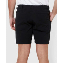 Load image into Gallery viewer, SHORT OLIVER WORK  These casual mens shorts are an easy to style classic. Cut from a mid-weight cotton twill, they are durable without being constrictive. The waistband has an internal draw cord to help achieve a perfect fit. Details include workwear inspired pockets and tonal embroidering on back waistband. Finished with a heavy wash for a softer feel. Keep it casual with a tee or add our Mary Grace Resort Shirt for a chilled but put-together look, Available at My Harley and Rose