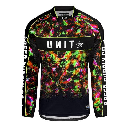 MX JERSEY DELIRIUM - by Unit available at My Harley and Rose
