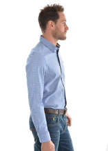 Load image into Gallery viewer,  Thomas Cook Tyro Check Tailored Shirt, from Harley & Rose