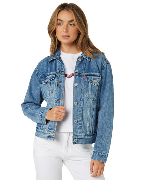 Levi's Trucker Jacket, from Harley & Rose