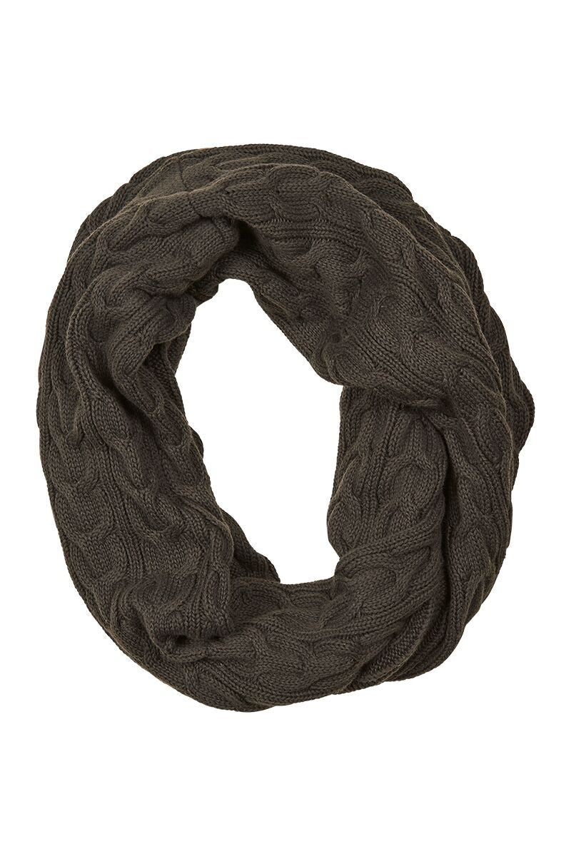 Vera Snood Charcoal, Available at My Harley and Rose.