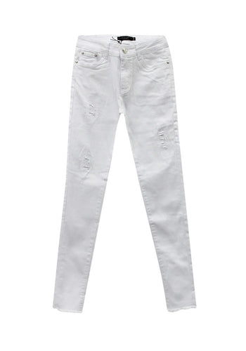 Country Denim White Jeans, from Harley and Rose