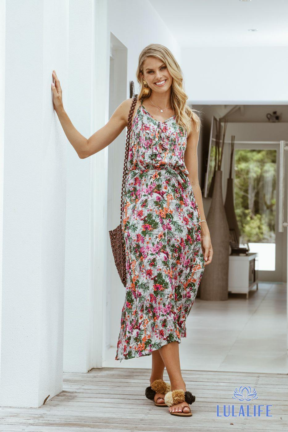 Babette Maxi Dress - Harley and Rose