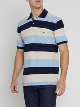 Load image into Gallery viewer, RM Williams Rod Polo - Block Stripe, from Harley & Rose
