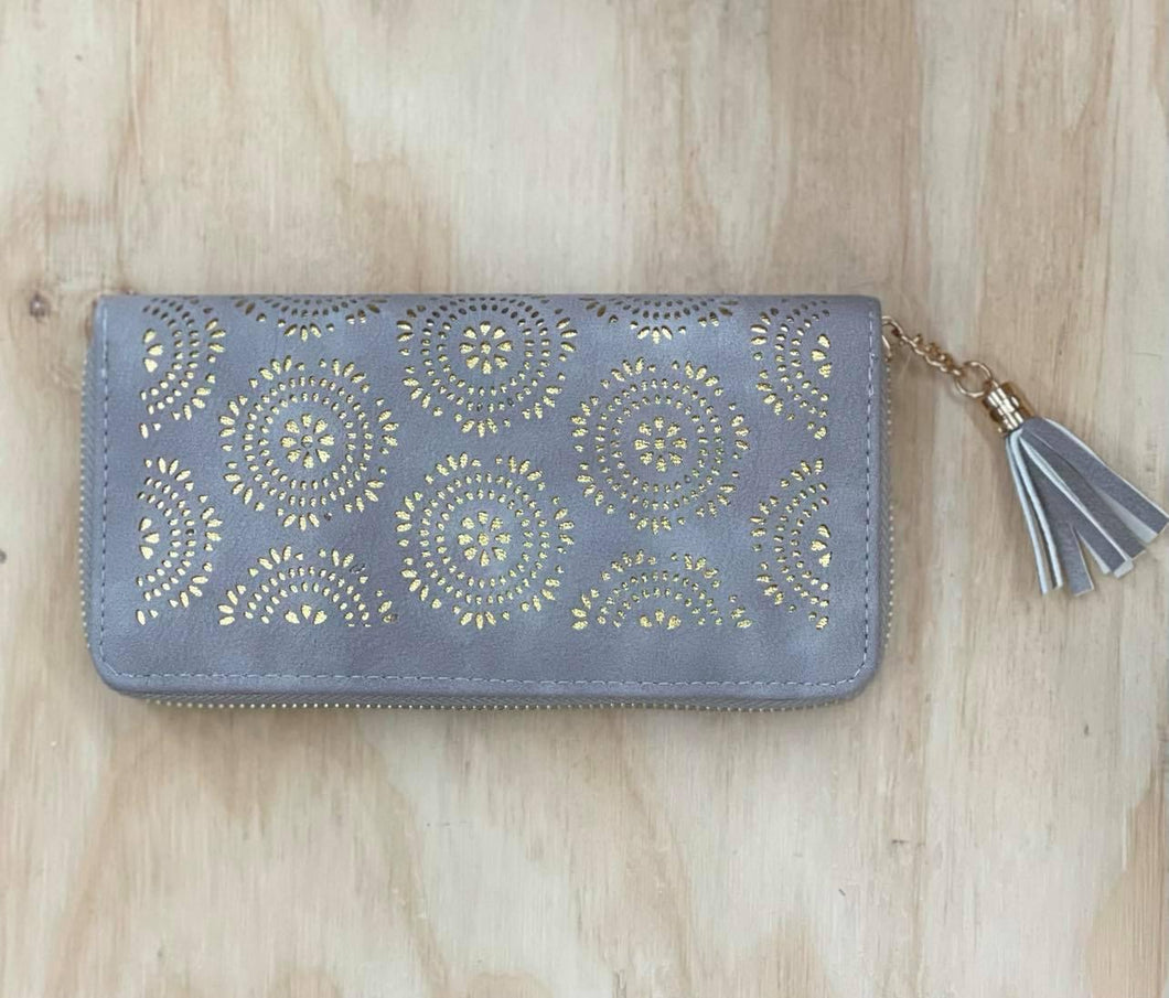 Lily Zipper Wallet - Harley and Rose