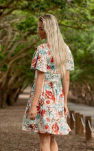 Load image into Gallery viewer, Nora Floral Mini Dress by Iris Maxi available at My Harley and Rose