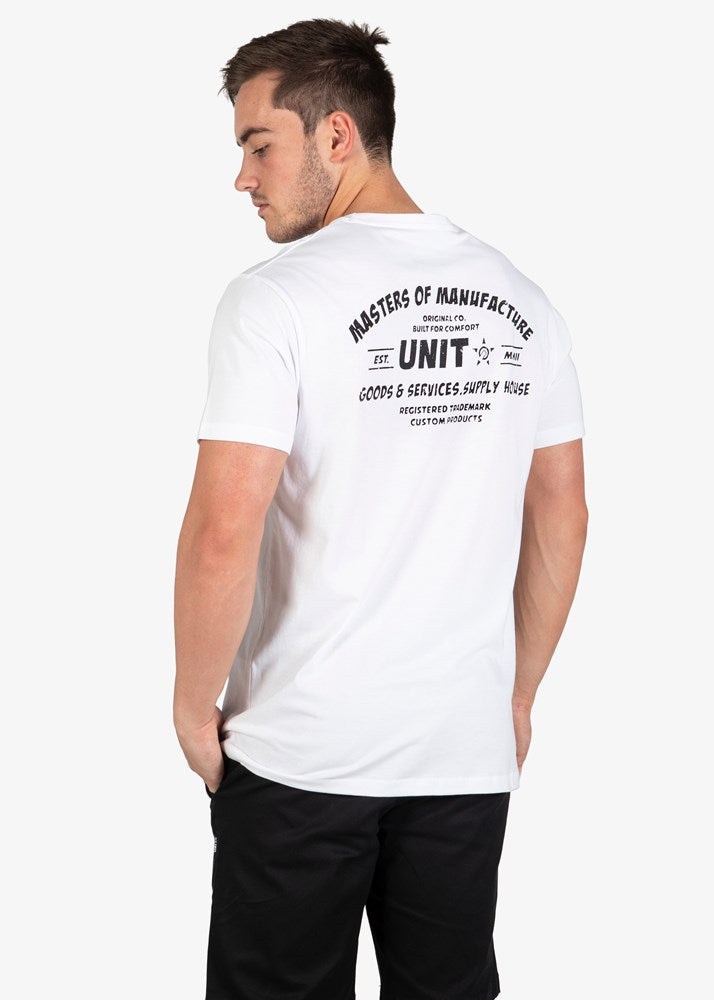 Unit Service Tee. Available at My Harley and Rose.