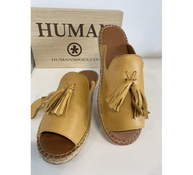 Human Shoes Via Sandal available at My Harley and Rose