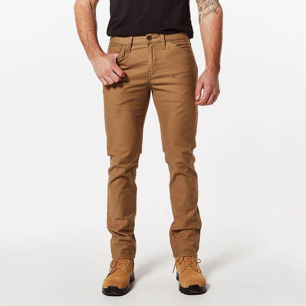 LEVI'S®- 511™ Slim Fit Workwear Utility Pants - ERMINE CANVAS, from Harley & Rose