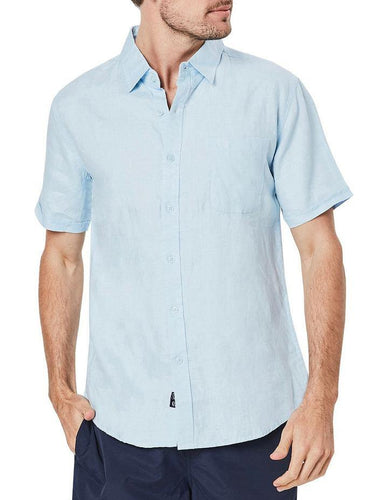 Short Sleeve Linen Shirt by Coast available at My Harley and Rose