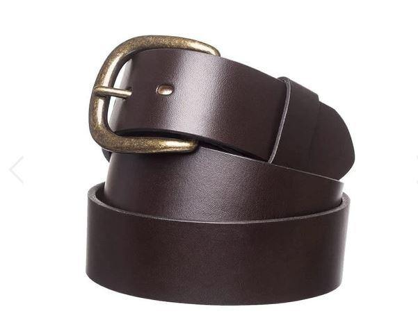 RM Williams Mens Traditional Belt Made in Australia available at My Harley and Rose