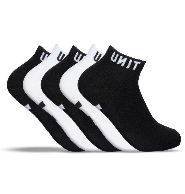 Unit Lo Lux Socks 5 Pack available at My Harley and Rose