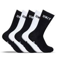 Load image into Gallery viewer, Unit Hi Lux Socks 5 Pack available at My Harley and Rose