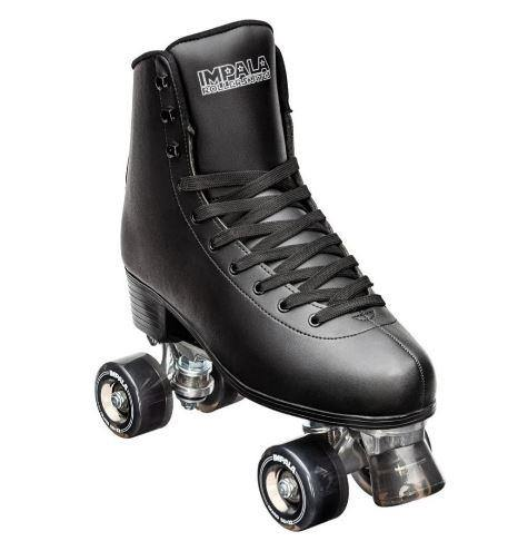 Impala Roller Skates Black available at My Harley and Rose