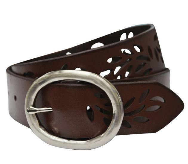 Thomas Cook Kimberley Cut Out Belt available at My Harley and Rose