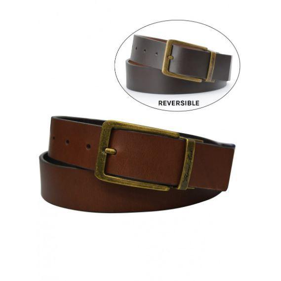 Thomas Cook Reversible Belt available at My Harley and Rose