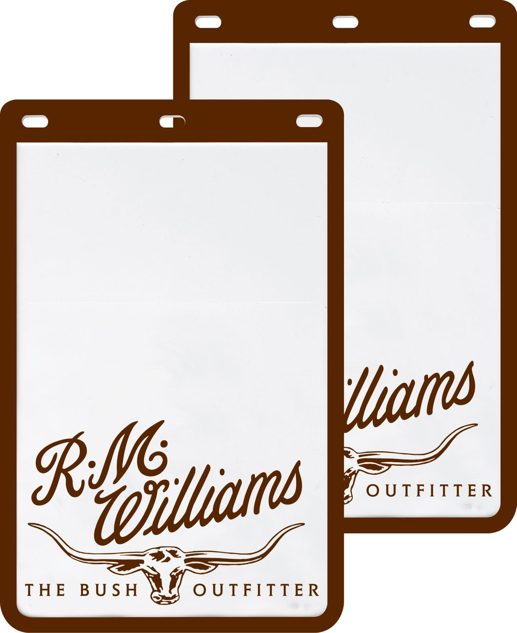 RM Williams Mud flaps available at My Harley and Rose
