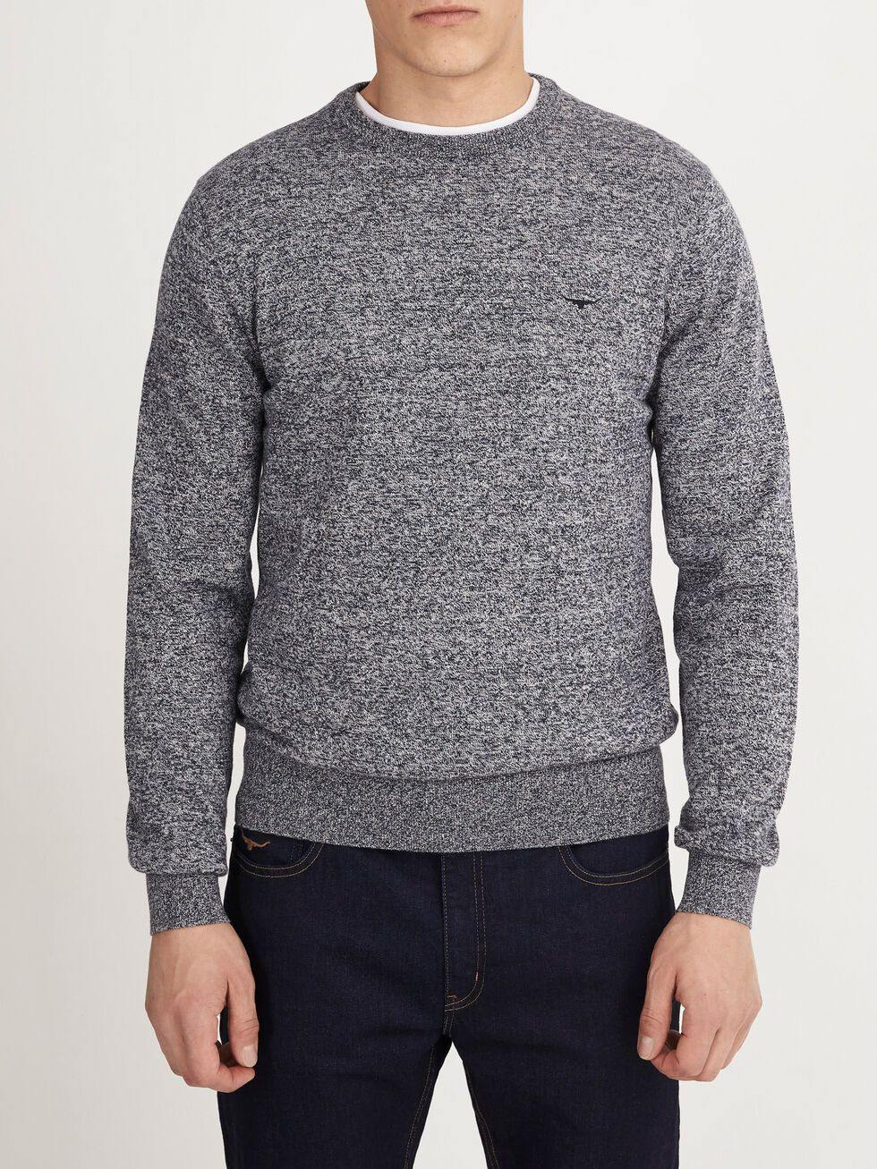 RM Williams Howe Sweater available at My Harley and Rose