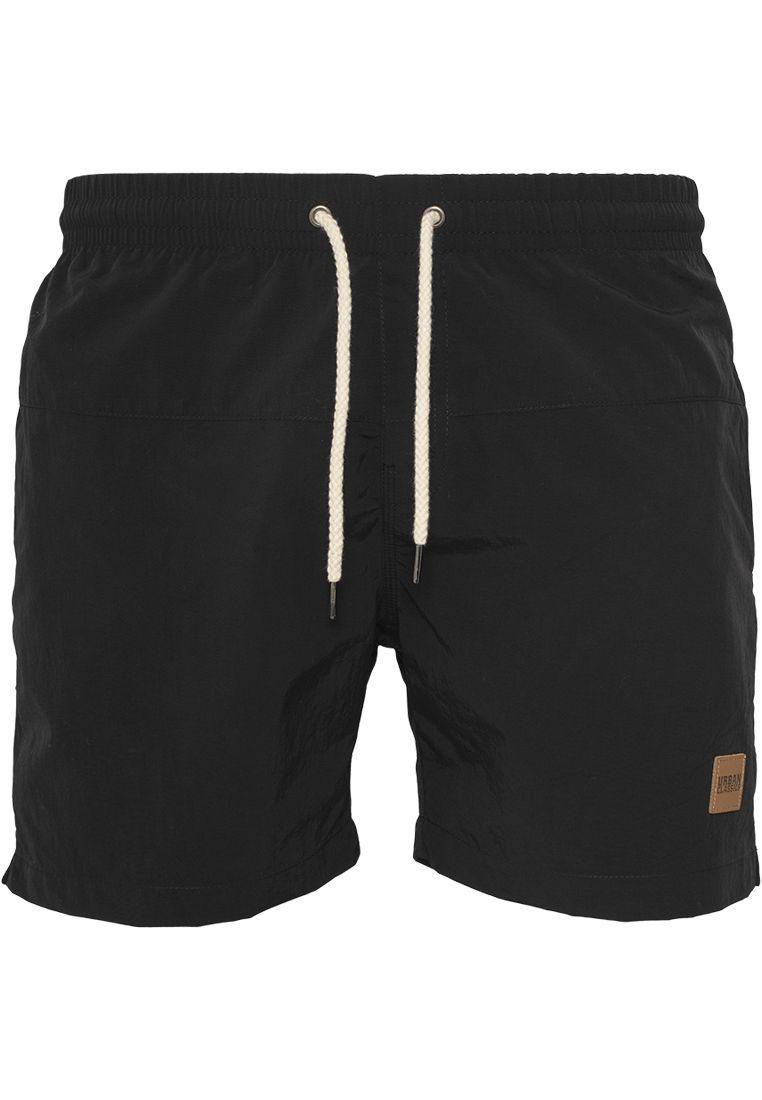 Block Swim Shorts by Urban Classics. Available at My Harley and Rose.