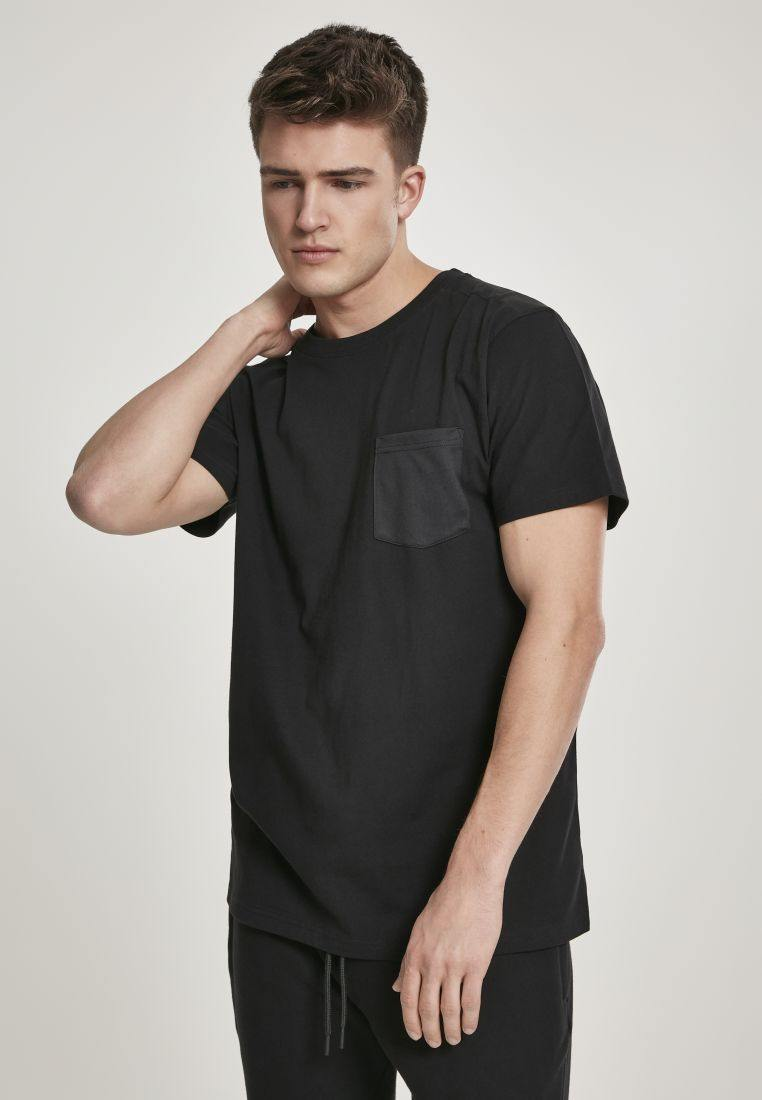 Modal Mix Pocket Tee by Urban Classic available at My Harley and Rose