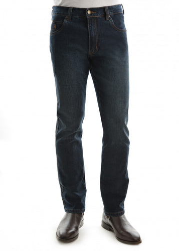 Thomas Cook Lochie Tailored Leg Jean Dark Indigo, from Harley & Rose