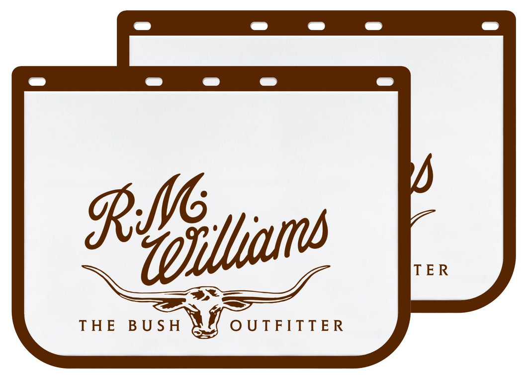 RM Williams Truck Mud Flaps available at My Harley and Rose